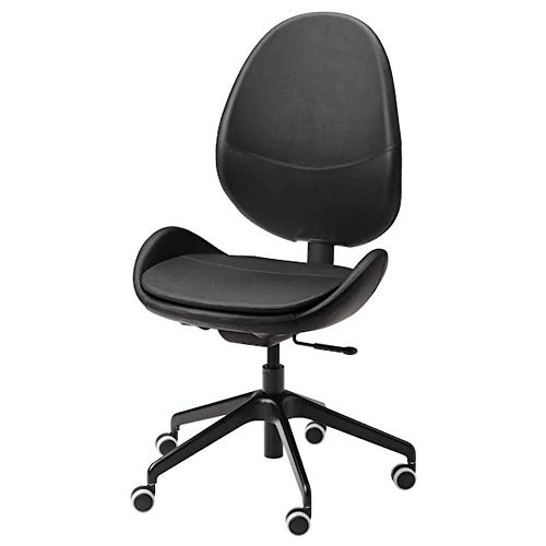 Ikea Hattefjall Office Chair Smidig Black 404.283.21