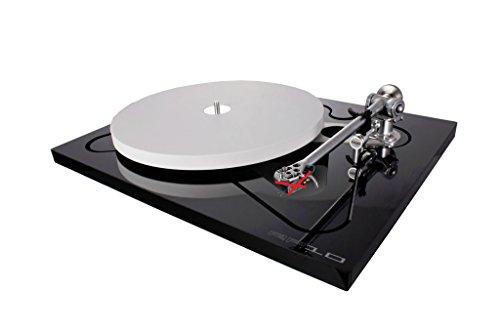 Rega RP10 speler hoogglans zwart incl. RB 2000 geluidsarm !! !Zonder geluidsverwijderaar! !