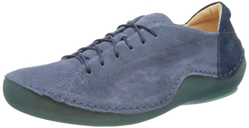 Think! Damen 686061_KAPSL Sneaker, Blau (Denim/Kombi 84), 39 EU