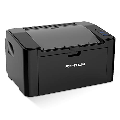Pantum P2502W Wireless Monochrome Laser Printer Convenient for School Home and Office