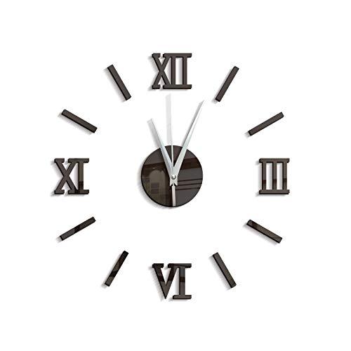 HDOUBR Clásico y Americano clásico Espejo de acrílico del Reloj Ebay Amazon AliExpress decoración de explosión transfronteriza ZB014