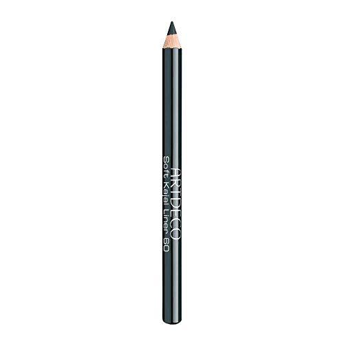ARTDECO Soft Kajal Liner, Kajalstift, Nr. 60 Black, 1.1 g