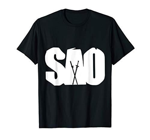 T-shirt - SAO | Herren, Damen, Kinder