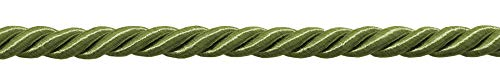 10mm LARGE Celadon Green Decorative Cord, Style# 0038NL Color: L26|Sold by the Yard (91cm / 3 Ft / 36"|500|83|?|en|2|00938b59d848f8afcc0b2481d167dcf7|False|UNLIKELY|0.32263341546058655