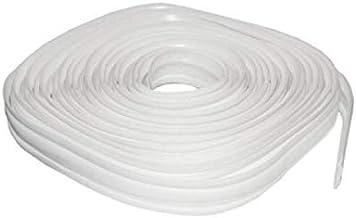 Afdichting voor gootsteen 25 m kleur wit