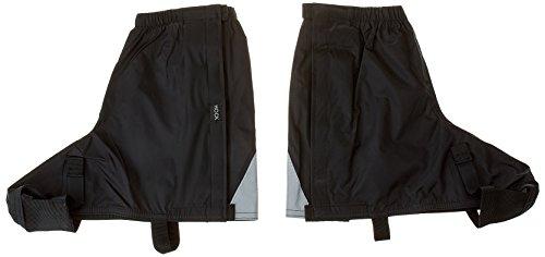Hock Regenbekleidung Erwachsene Fahrradgamaschen Gamas, Schwarz, 39-41,5