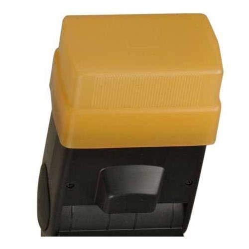 Sto-Fen Gold Omni-Bounce OC-600GL Flash Diffuser (for Nikon SB-600 / NissinDi466 / Fuji EF-42 / Olympus FL36 / Panasonic DMW FL 360E / SunpakPZ-42X)