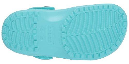 Crocs Unisex Kids' Classic Clog, Blue (Pool 40m), 12 UK Child UK (29/30 EU EU)