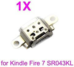 PHONSUN USB Charging Port Replacement for Amazon Kindle Fire 7 SR043KL