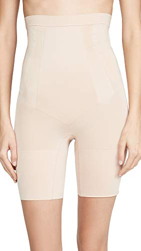 Spanx Women's Oncore High-Waisted Mid-Thigh Shortt