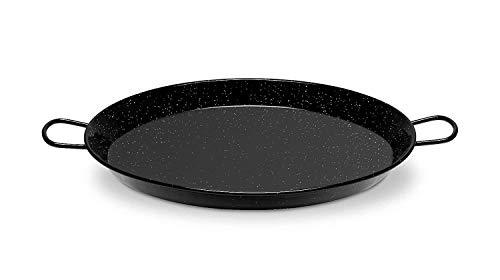Sunny Spain SSP13138 Emailliert Stahl Paella Pfanne   Paella-pfanne (Ø38cm, 8 Rationen)