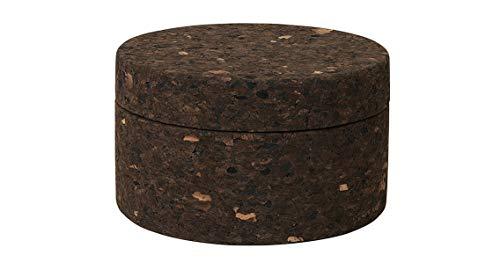 Blomus - FUADO - Smoked Cork Dose - Kork - braun - H:7 cm - Ø 13 cm -