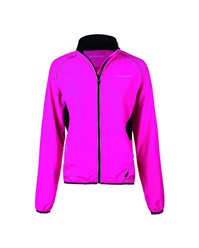 Endurance Damen Radtrikot Merida aus atmungsaktivem Material 4001 Pink glo, 44