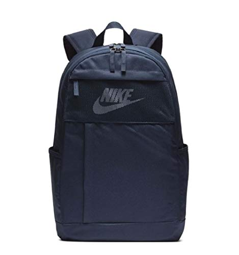 Nike Elemental 2.0 Backpack Blue Obsidian/White One Size