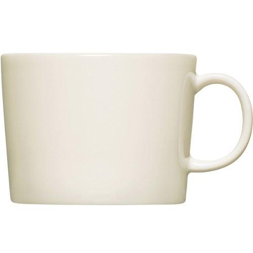 Iittala 1005482 Teema Kaffeetasse 0,22 Liter, Weiß, Porzellan