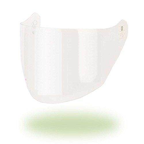 HJC Helmets HJ-11 Unisex-Adult Replacement Helmet Anti-Scratch Face Shield (Clear, One Size)