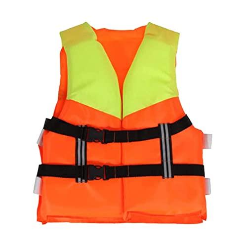 YLLQXI Chalecos Salvavidas Chaleco Salvavidas Profesional, Chalecos de natación de Seguridad, Ajustables Chaleco Flotante Ayudas a la flotabilidad, para Buceo Natación