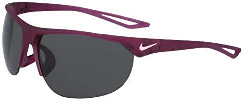 Nike Damen Cross Trainer EV0937 Sonnenbrille, Matte True Berry/Dark Grey, Einheitsgröße