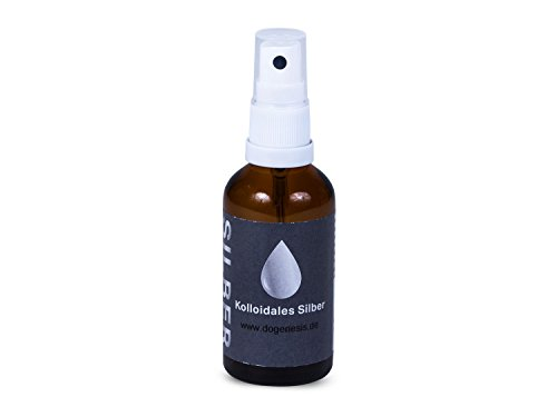Robert Franz Kolloidales Silber Spray 50ml