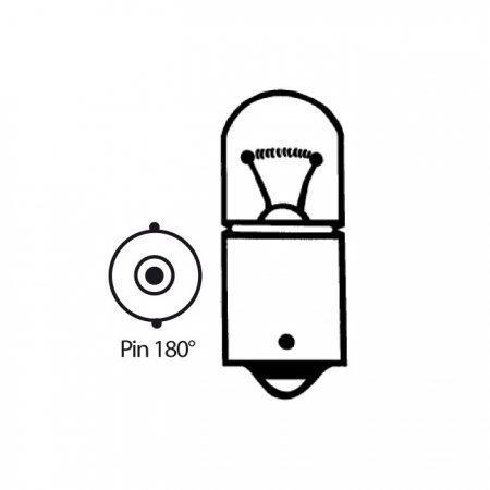 Standlichtbirnen 12V/3W, Ba9s