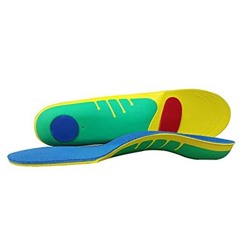 1 par sulor Sport bekväm stötdämpning Arch sko kuddar andas Support Running Shoe Pads andas Funktion Innersula