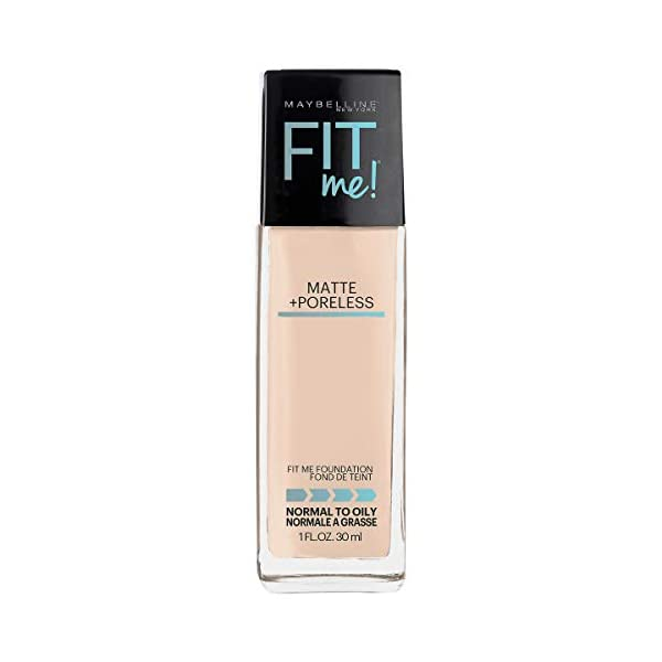 Beauty Shopping Maybelline Fit Me Matte + Poreless Liquid Foundation Makeup