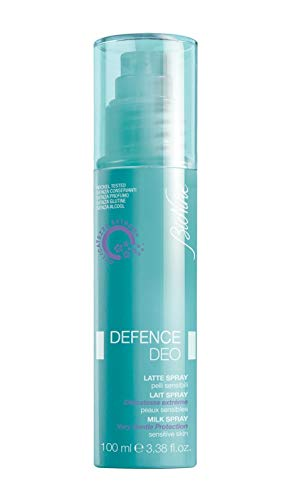 BioNike Defence Deo Sensitive 48H Latte Spray - 100 ml.