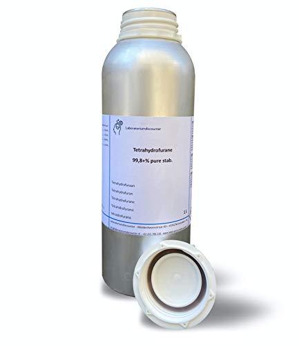 Tetrahydrofuran 99.8% 1L, Tetrahydrofurane CAS : 109-99-9