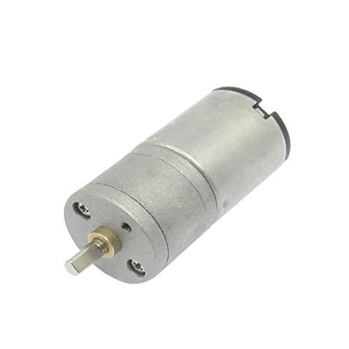 New Lon0167 Reparatur des Vorgestellt elektrischen Getriebemotors des zuverlässige Wirksamkeit Teils 25GA (Lieferung innerhalb von 15-25 Tagen) DC 12V 50RPM 60mA(id:3fc e1 93 4dc)