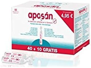 Aposan Suero Fisiologico Nasal Oftalmico 50 monodosis 5 ml