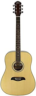 Oscar Schmidt 6 String Acoustic Guitar, Right (ODN-A)