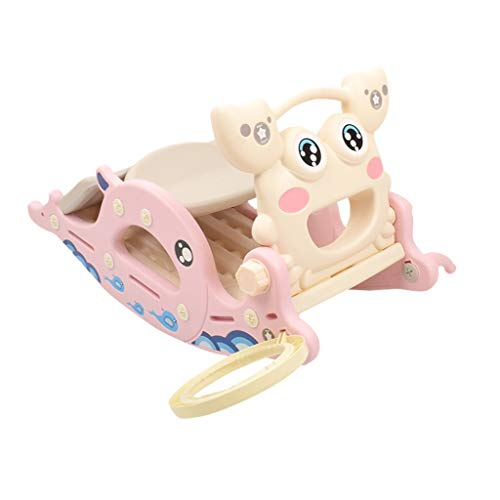 Best Prices! Rocking horse Home Personality Baby Slide Baby Trojan Rocking Cradles Fashion Small Tro...