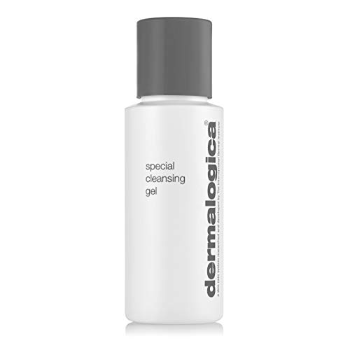 Dermalogica Special Cleansing Gel (1.7 Fl Oz) Gentle-Foaming Face Wash Gel for Women and Men - Leaves Skin Feeling Smooth And Clean