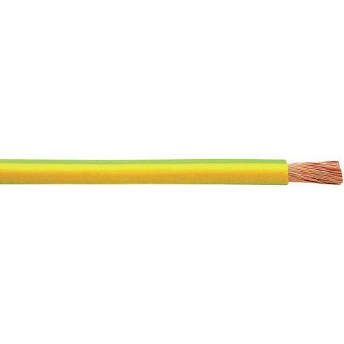 FABER KABEL–PVC ADERLTG h07V-k 1x 2,5BR 100M