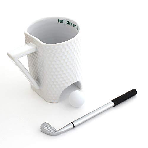 Golfbecher Neuheit Geschenkset mit Pen & Foam Ball