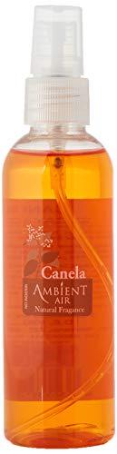 Ambientair Perfume de Hogar en Spray, Aroma Canela, Plástico, Marrón, 100 ml, 5x3x12 cm, 1 Pieza
