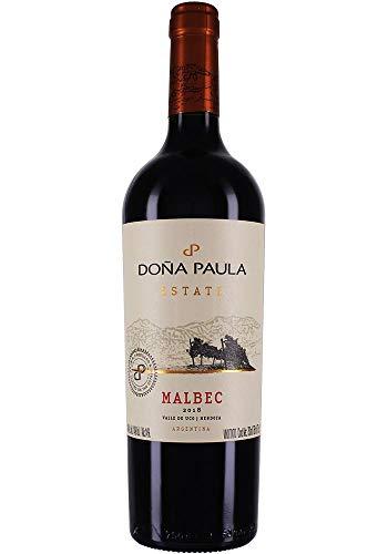 Doña Paula, Estate Malbec, VINO TINTO (caja de 6x75cl) Argentina/Mendoza
