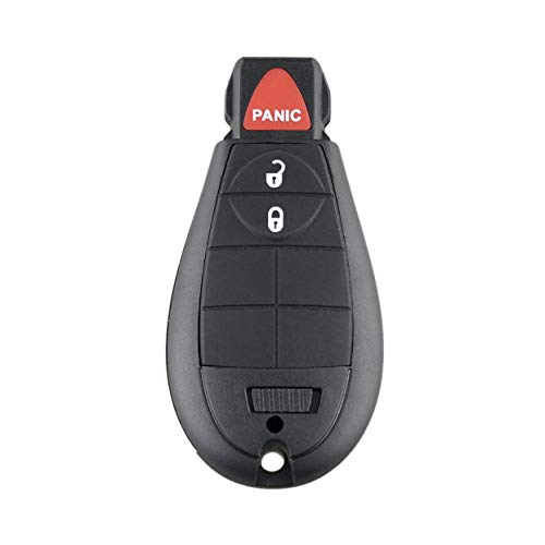 para 2013-2018 Dodge Ram Key Fob 3 Teclas GQ4-53T 433 Frecuencia Remote Car Key Fob