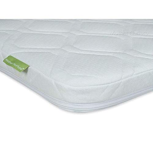 MOTHER NURTURE Premium Crib Mattress 89 x 38 x 5cm