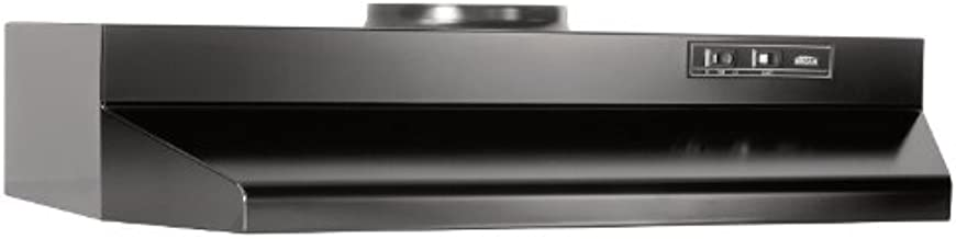 broan e60000 series range hood