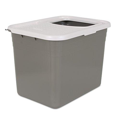 PETMATE - toilettes pour chat avec accès par le haut