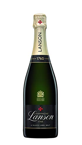 Champagne Lanson Black Label, 75 cl - 750 ml