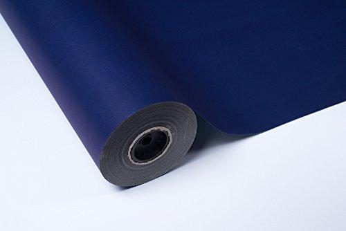 PAKOT Geschenkpapier, 1Rolle 70cm x 100m blau