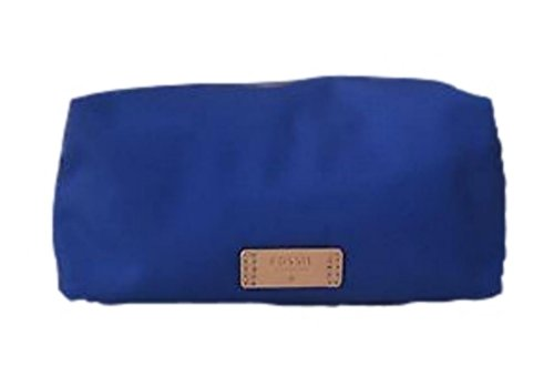 Fossil Kent Zip Travel Kit Toiletry Shave Bag
