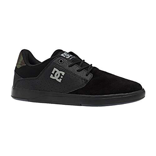 DC Shoes Plaza TC SE - Scarpe da uomo, taglia 48,5, colore: Nero