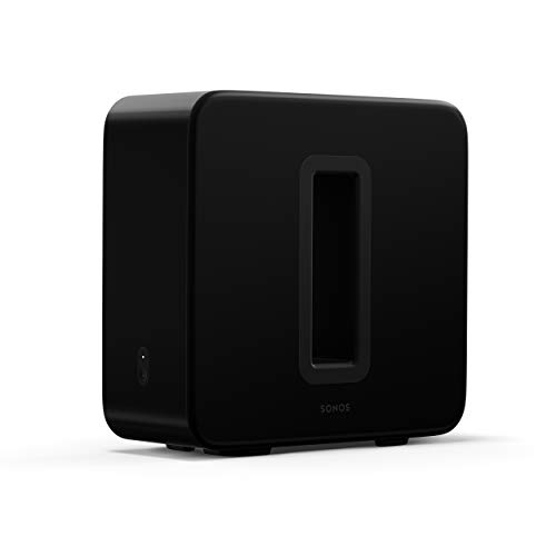 Sonos Sub (Gen 3) - Wireless Subwoofer Black