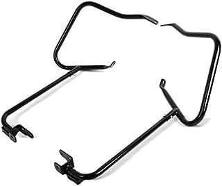 Kofferträger für Harley Road Glide Special 15 21 mit Schutzbügel schwarz