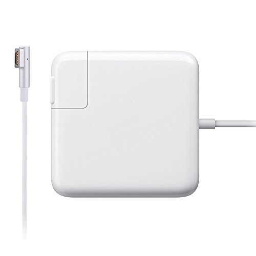 Mac Book Pro Charger, L-Tip 60W Mag sSafe Power Adapter for Mac Book Air MacBook Pro 13-inch A1181 A1278 A1184 A1330 A1342, L-Shape Magnetic Connector 16.5V 3.65A (60W Mag Safe 1 L-tip)