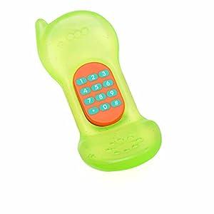 Jané Mordedor Refrigerado, Forma de Teléfono, Juego, Libre de BPA