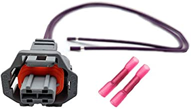ALLMOST Compatible with Ford 2003-2010 6.0L/6.4L Powerstroke Engine Coolant/Oil Temp Sensor Pigtail